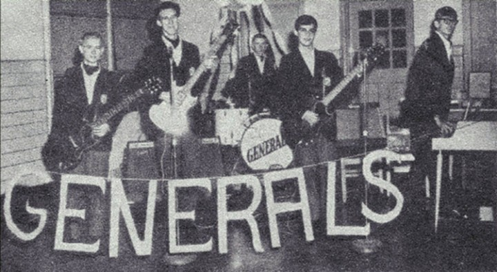 The Generals Early Photo