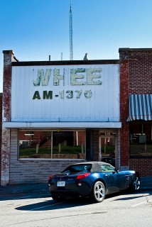 WHEE Radio 1370 AM, Martinsville