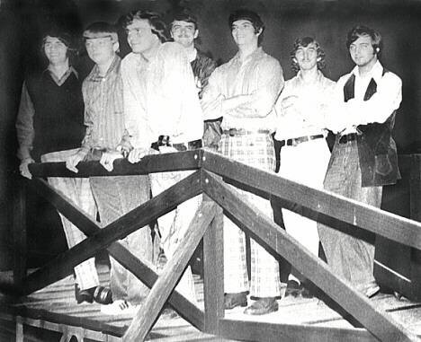 The Rogues on Lake Lanier Bridge, Martinsville