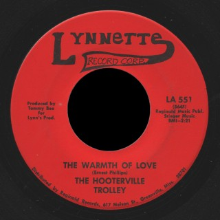 Hooterville Trolley Lynnette 45 The Warmth of Love