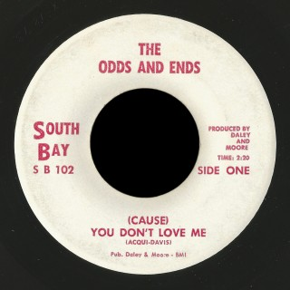 The Odds And Ends, South Bay 45 (Cause) You Don't Love Me