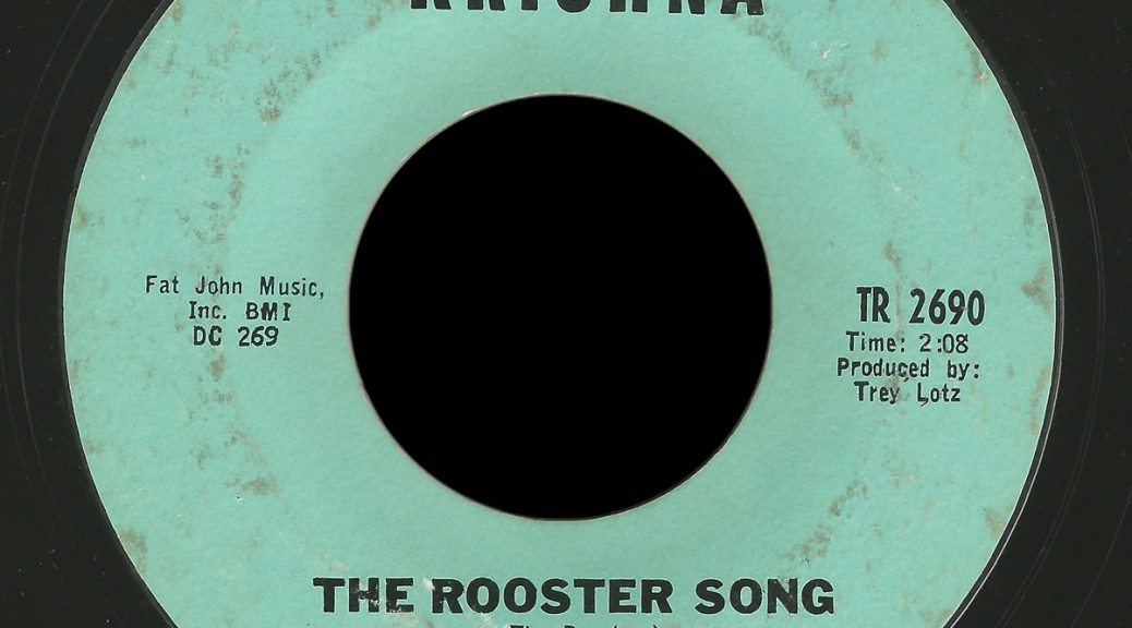 Roosters Krishna 45 The Rooster Song