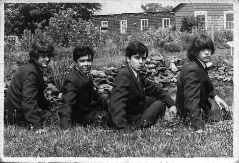 The Roosters Photo 1966