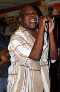 Charles Hairston at the Double Door Inn