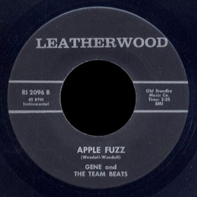 Gene & the Team Beats Leatherwood 45 Apple Fuzz
