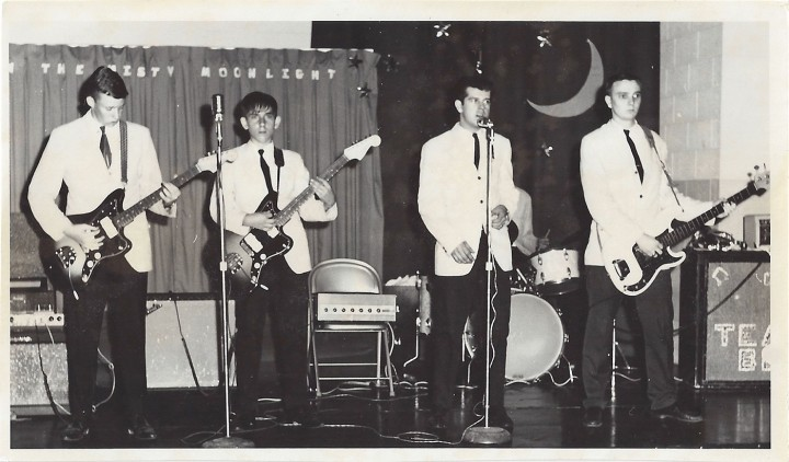 Gene & the Team Beats Live 1965 Martinsville