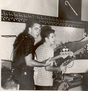 Gene & the Team Beats at the Peppermint Beach Club 1962