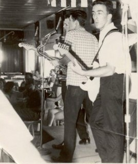 Gene & the Team Beats at the Peppermint Beach Club 1962