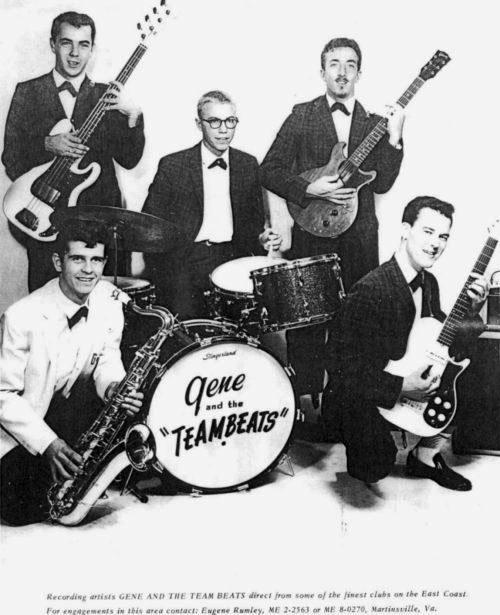 Gene & the Teambeats Early Promo Photo