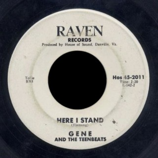 Gene & the Team Beats Raven 45 Here I Stand