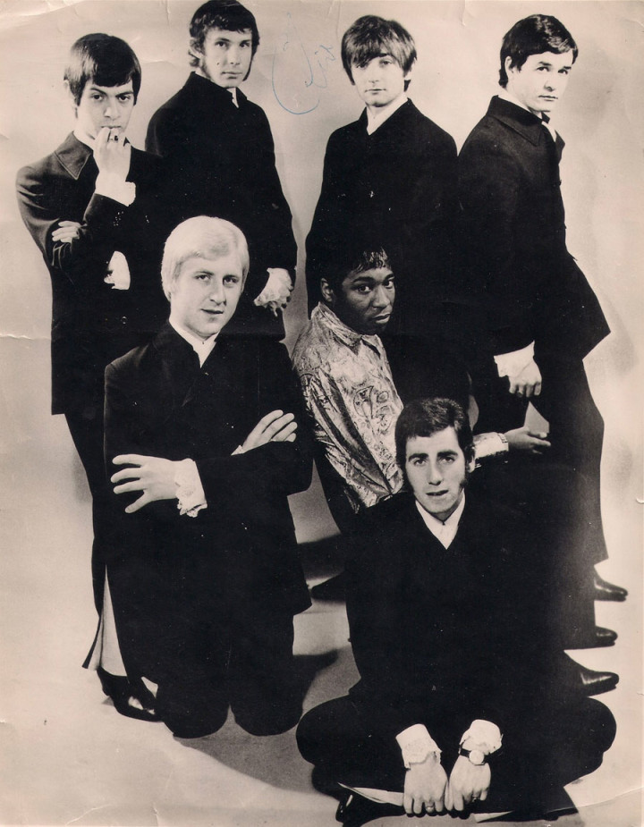 Geno Washington & the Ram Jam Band Late 1967