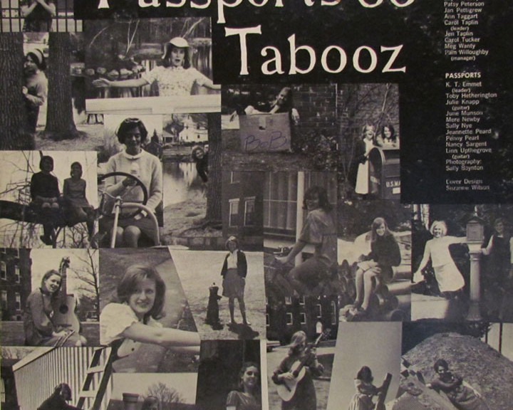 The Passports & the Tabooz, Cori LP 66