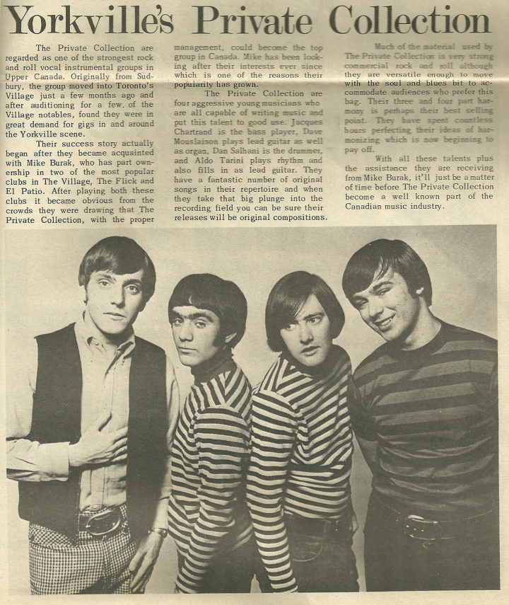 The Private Collection, RPM, May 13, 1967