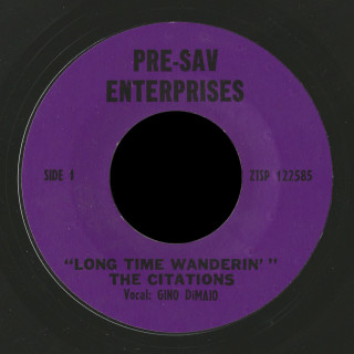 Citations Pre-Sav Enterprises 45 Long Time Wanderin'