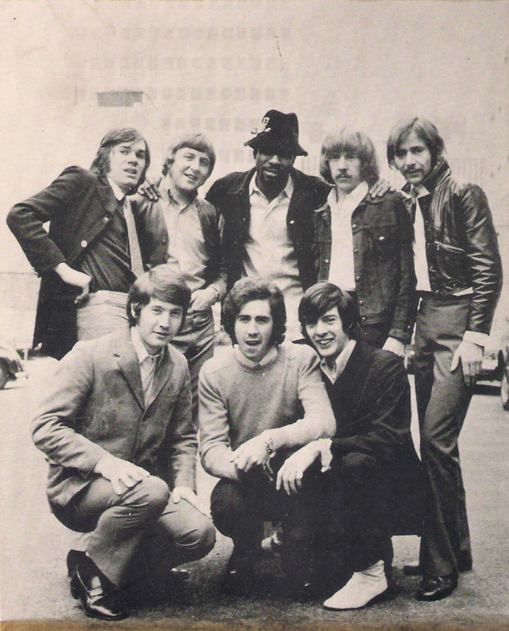 Geno Washington & the Ram Jam Band 1968