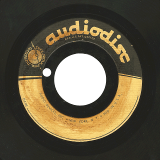 Audiodisc Acetate Little By Little