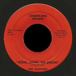 Illusions Chantain 45 Rain, Shine or Snow