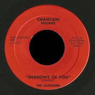 Illusions Chantain 45 Shadows Of You