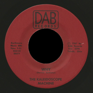 The Kaleidoscope Machine Dab 45 Why