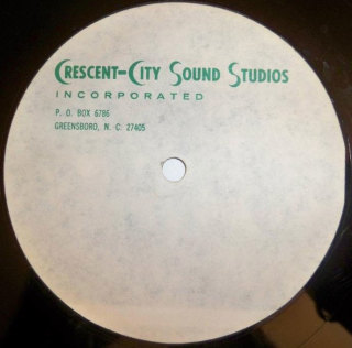 The American Band Crescent-City Sound Studios Demo