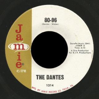 The Dantes Jamie 45 80-96