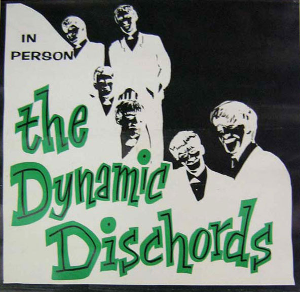 The Dynamic Dischords Poster