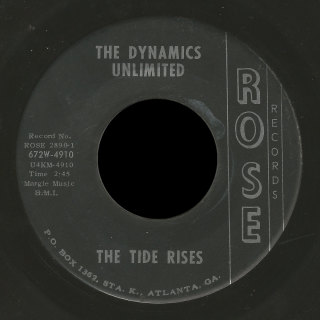 Dynamics Unlimited Rose 45 The Tide Rises