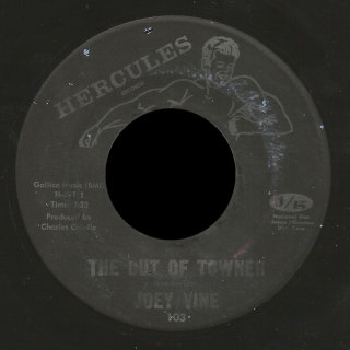 Joey Vine Hercules 45 The Out of Towner
