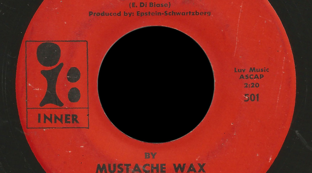 Mustache Wax Inner 45 I'm Gonna Get You