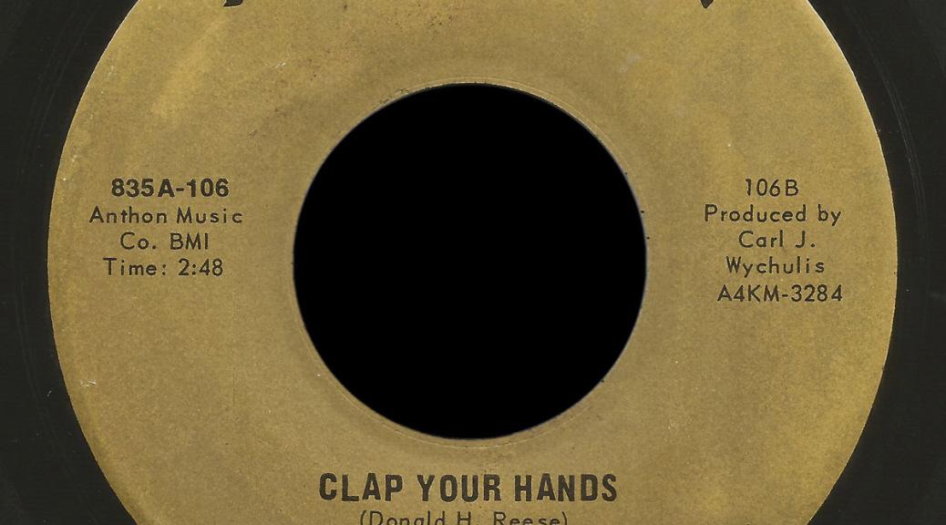Dynamics Athon 45 Clap Your Hands
