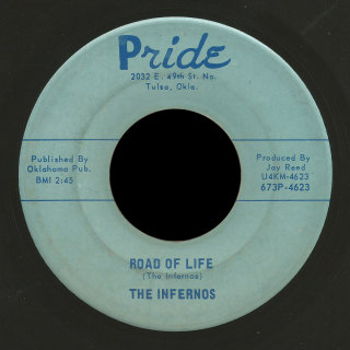 The Infernos Pride 45 Road of Life