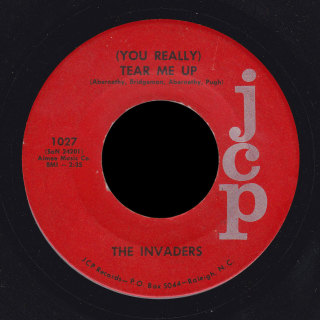 The Invaders JCP 45 You Really Tear Me Up