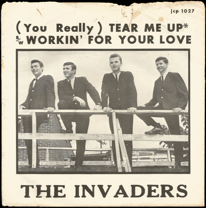 The Invaders JCP PS You Really Tear Me Up