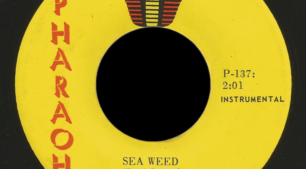 The Cavaliers Pharaoh 45 Sea Weed