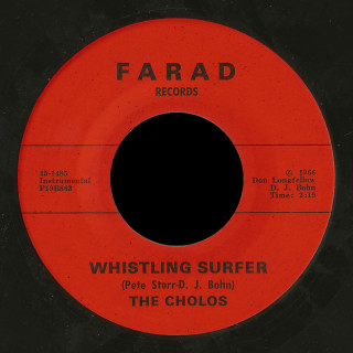 Cholos Farad 45 Whistling Surfer