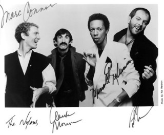 The Nylons with Arnold Robinson