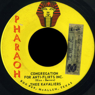 Thee Kavaliers Pharaoh 45 Congregation for Anti-Flirts, Inc.