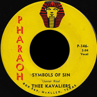 Thee Kavaliers Pharaoh 45 Symbols of Sin