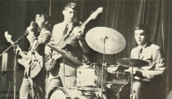 Tropics at Appalachian State University 1967
