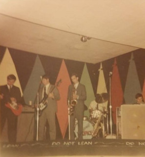 Tropics Jokers Three Club Nags Head 1968