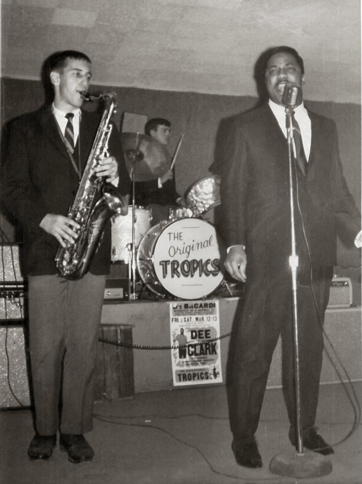 Tropics J's Bacardi, Durham 1965 Joe Frank Meyers, Leonard Collins Dee Clark