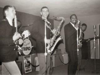Tropics J's Bacardi, Durham 1965 Ken Adkins, Joe Frank Meyers, Dee Clark, Mike Peters
