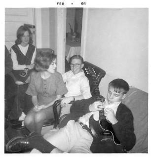 Tropics Leaksville circa 1962