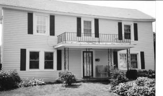 Tropics Malcolm Allen's house