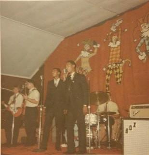 Tropics Jokers Three Club Nags Head 1968