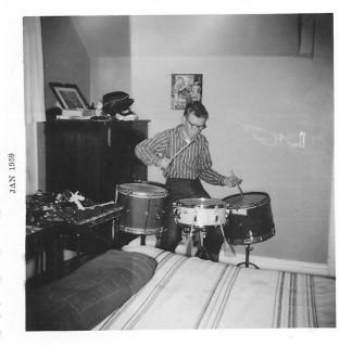 Tropics drummer Red White