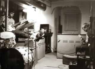 Tropics Rehearsal 1965 Mike Peters and Ken Adkins