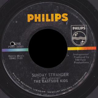 Eastside Kids Philips 45 Sunday Stranger
