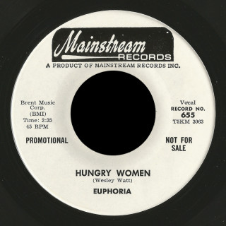 Euphoria Mainstream 45 Hungry Women