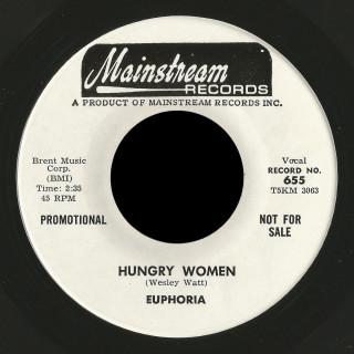Euphoria Mainstream 45 Hungry Women